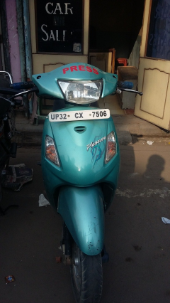 Hero Pleasure 100cc 2008