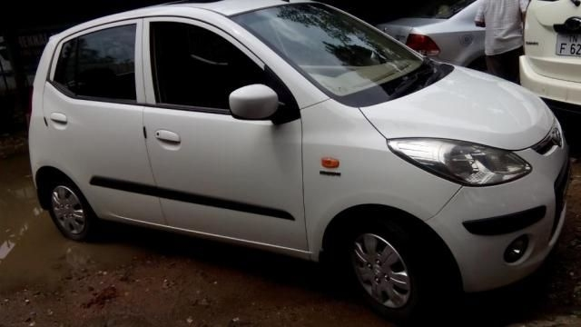 Hyundai i10 Asta 1.2 AT With Sunroof 2008