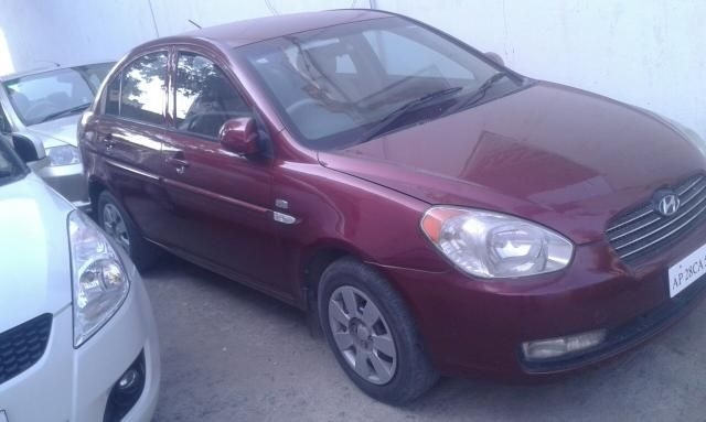 Hyundai Verna SX AT 2008