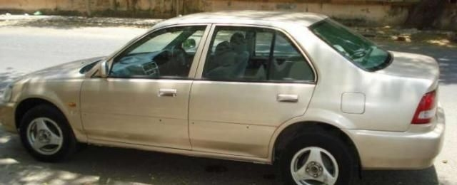 Honda City 1.5 EXI 2002