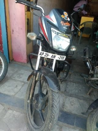 Hero Splendor NXG 125cc 2012