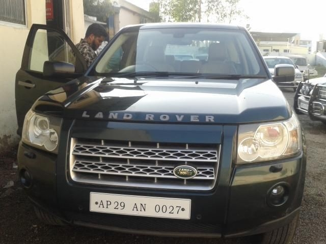 Land Rover Freelander 2 SD4 HSE 2010