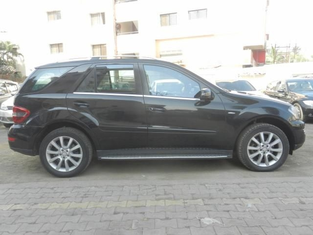 Mercedes-Benz M-Class ML 350 CDI BlueEfficiency 2009