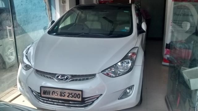 Hyundai Elantra 1.6 SX AT 2013