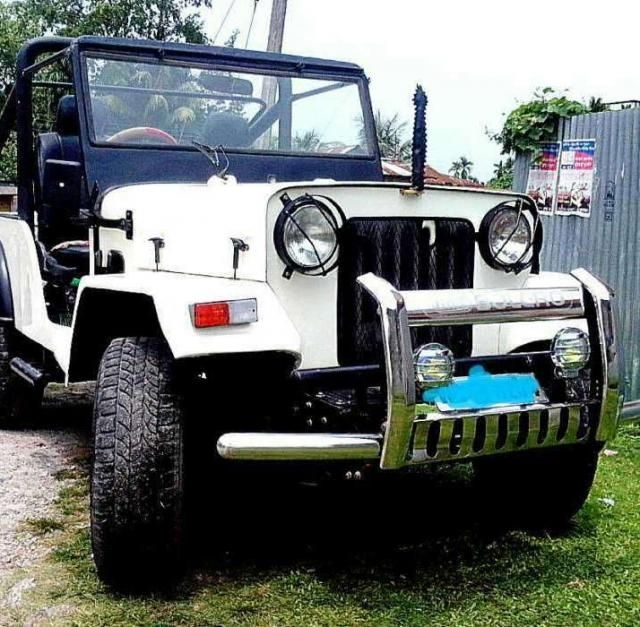 Mahindra Bolero 2 WD AT 2004