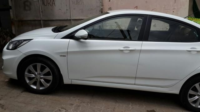 Hyundai Verna SX OPT AT 2013