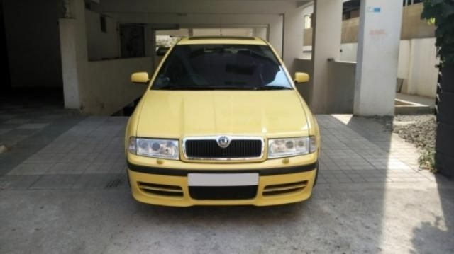 Skoda Octavia RS 1.8 TURBO 2005