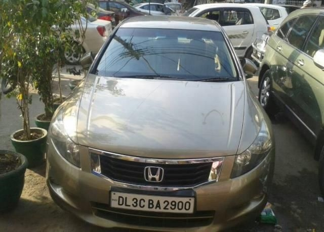 Honda Accord 2.4 AT 2008