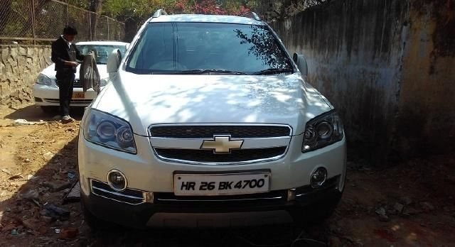 Chevrolet Captiva LTZ 2.2 MT 2WD 2011