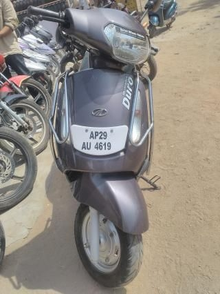 Mahindra Duro Scooter for Sale in Hyderabad- (Id: 1415289447) - Droom