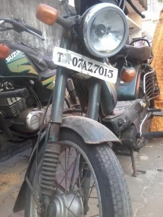 TVS Heavy Duty Super XL 70cc 2012