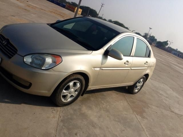 Hyundai Verna AT 2007
