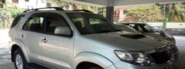 Toyota Fortuner 4x2 AT 2009