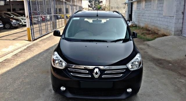 Renault Lodgy 110 PS RXZ STEPWAY 2015