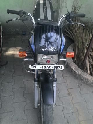 Hero Splendor Plus 100 CC 2015