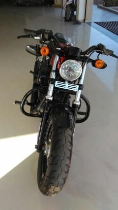 Harley Davidson XL1200 - Fortey Eight 1200cc 2012