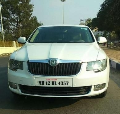 Skoda Superb AMBITION 2.0 TDI CR AT 2011