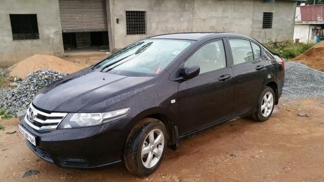 Honda City S AT 2012