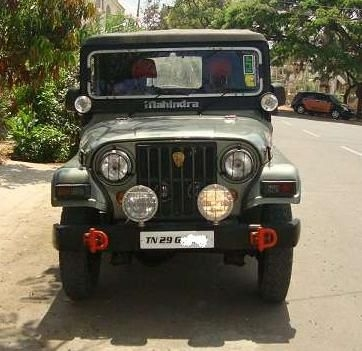 Mahindra Jeep Car for Sale in Coimbatore- (Id: 1415321728) - Droom