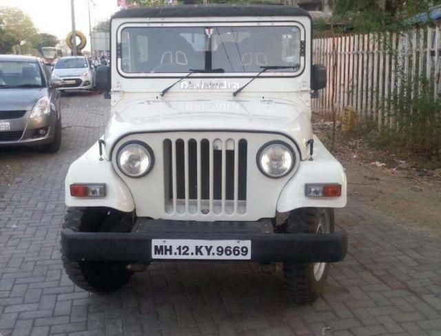 6 Used Mahindra Thar in Pune, Second Hand Thar Cars for Sale