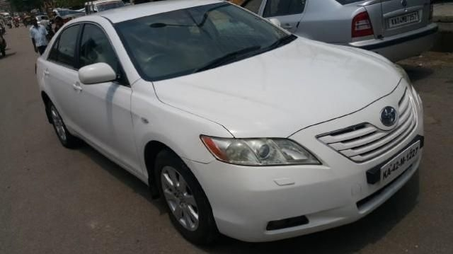 Toyota Camry W4 AT 2008