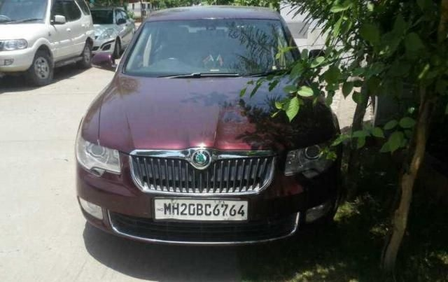 Skoda Superb ELEGANCE 1.8 TSI MT 2009