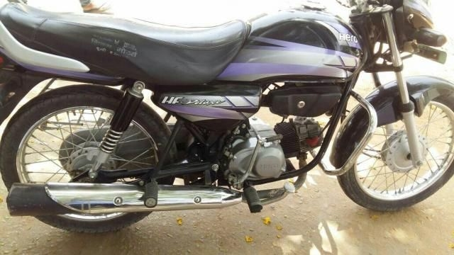 36 Used Hero Hf Deluxe In Jaipur Second Hand Hf Deluxe Motorcycle Bikes For Sale Droom