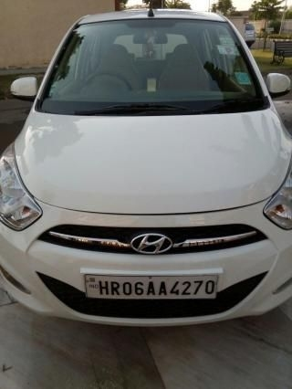 Hyundai i10 Asta 1.2 AT Kappa2 2013
