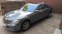 Mercedes-Benz S-Class 350 CDI LONG BLUE EFFICIENCY 2010