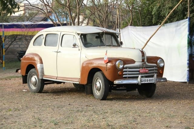 3 Used Ford Vintage Cars In India Verified Ford Vintage Cars For