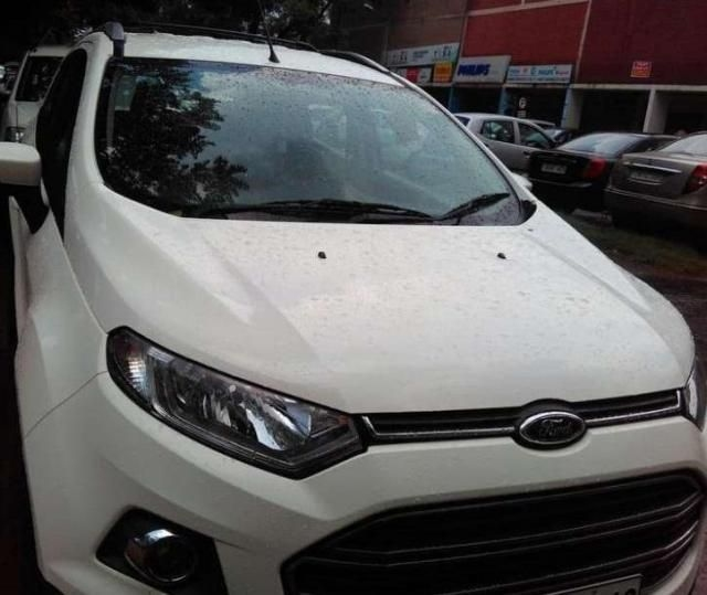 Ford EcoSport Ambiente 1.5L TDCi 2014