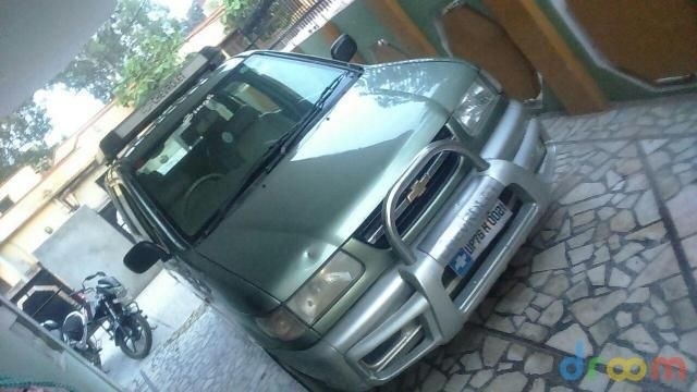 3 Used Green Color Chevrolet Tavera Car For Sale Droom
