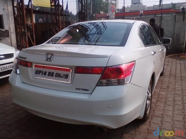 Honda Accord 2.4 AT 2012