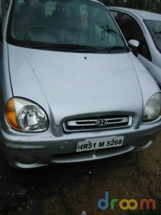 Hyundai Santro XL AT 2003