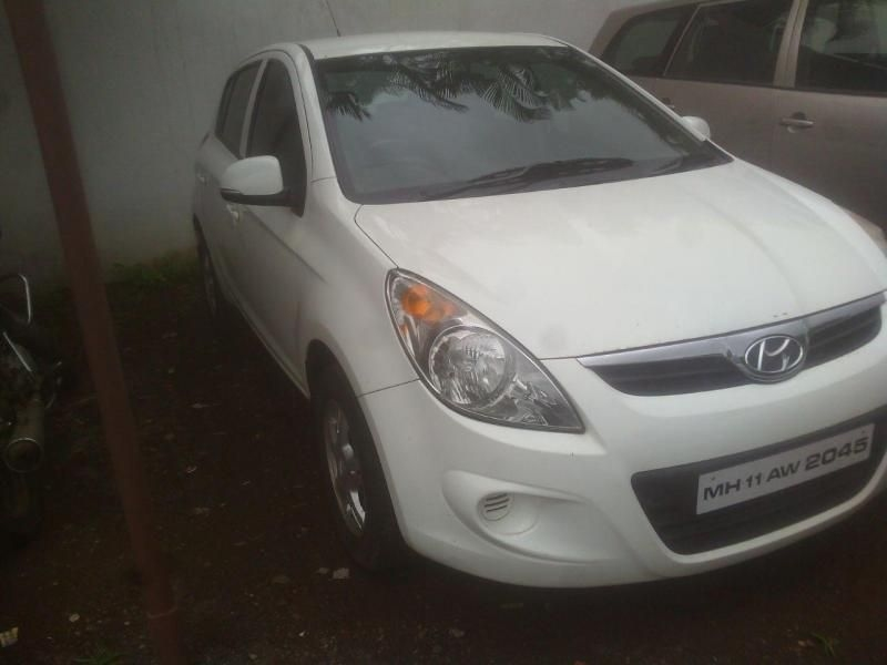 Hyundai i20 Sportz 1.4 CRDi 6 Speed BS-IV 2010