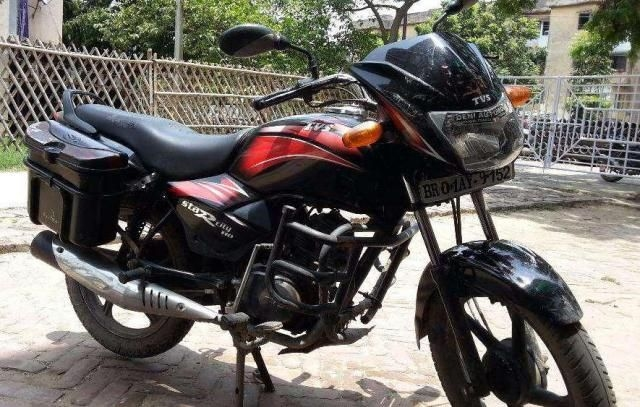 TVS Star City 110cc 2010