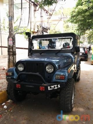 Mahindra Jeep MM 550 2002