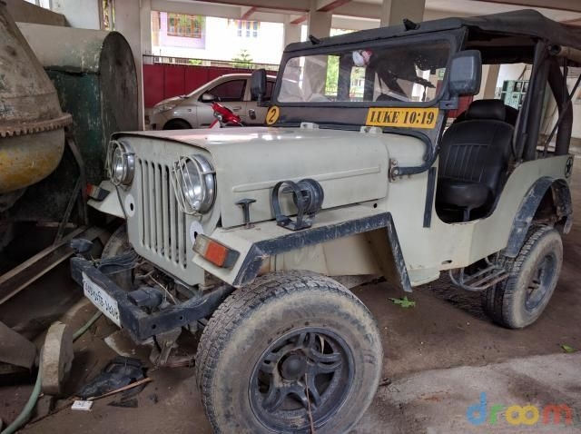 Mahindra Jeep MM 540 DP 1988