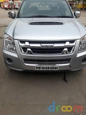 Isuzu D-Max V-Cross 4X4 2016
