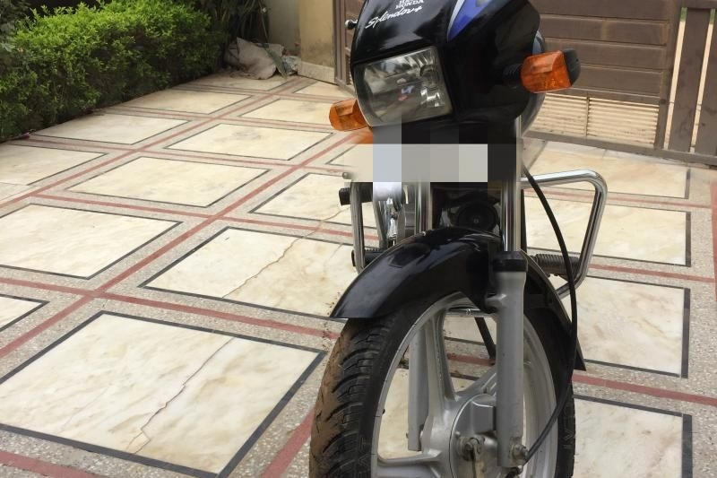 Hero Splendor Plus 100 2008