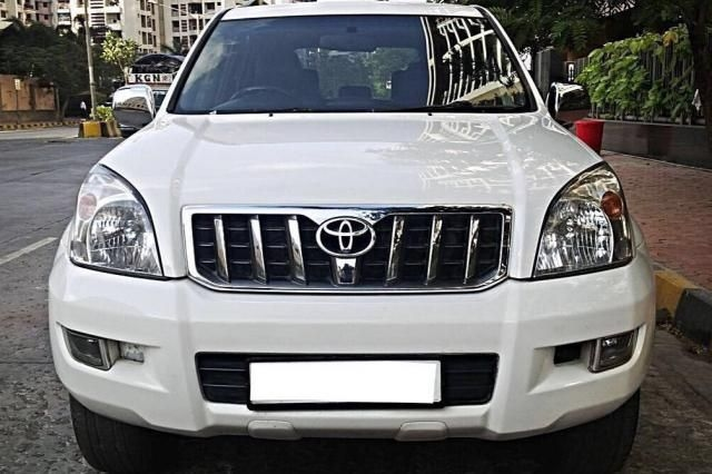 Toyota Land Cruiser LC200 VX 2006