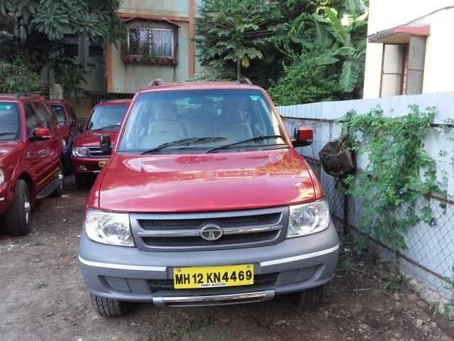 Tata Safari 4X2 GX DiCOR 2015