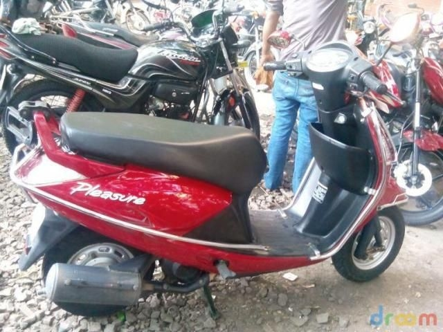 Hero Pleasure 100cc 2013