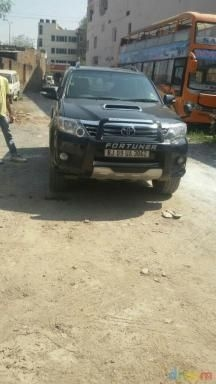 Toyota Fortuner 3.0 AT 4X2 2012