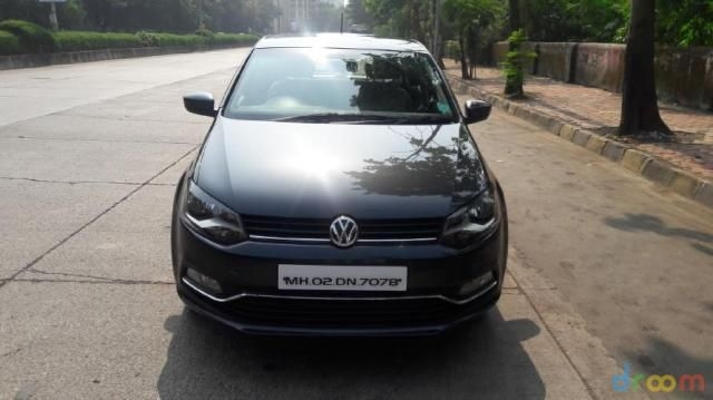 Volkswagen Polo HIGHLINE1.2L PETROL 2014