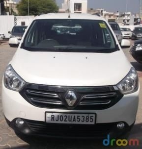 Renault Lodgy 110 PS RXZ 2015