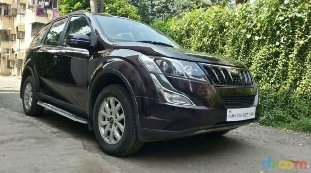 Mahindra XUV500 W10 AWD AT 2015
