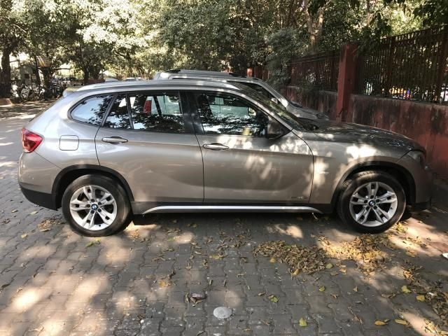 BMW X1 Highline 2012