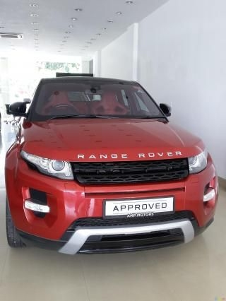 Land Rover Range Rover Evoque Dynamic SD4 2012