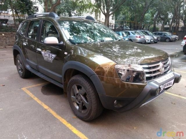 Renault Duster RxL ADVENTURE 2014